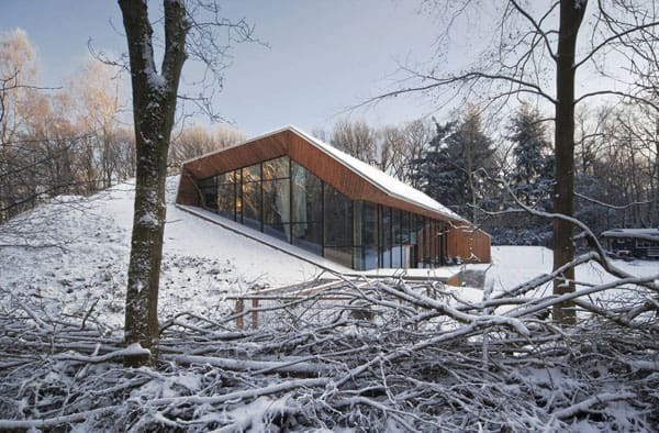 featured posts image for Dutch Mountain home in The Netherlands