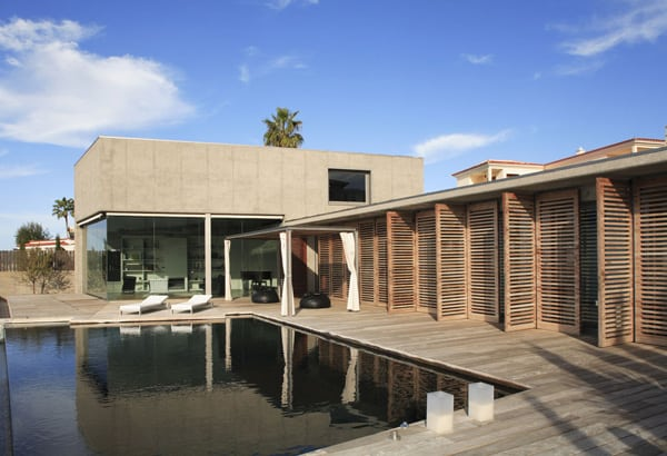 House at Jardin del Sol-Corona y P Amaral Architects-02-1 Kindesign