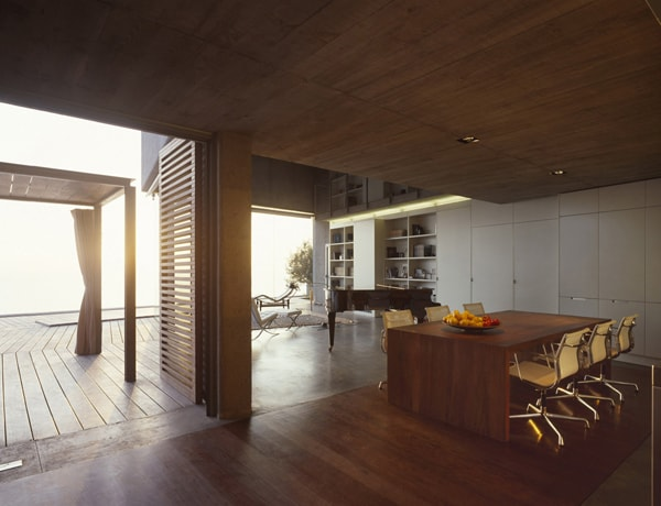 House at Jardin del Sol-Corona y P Amaral Architects-11-1 Kindesign
