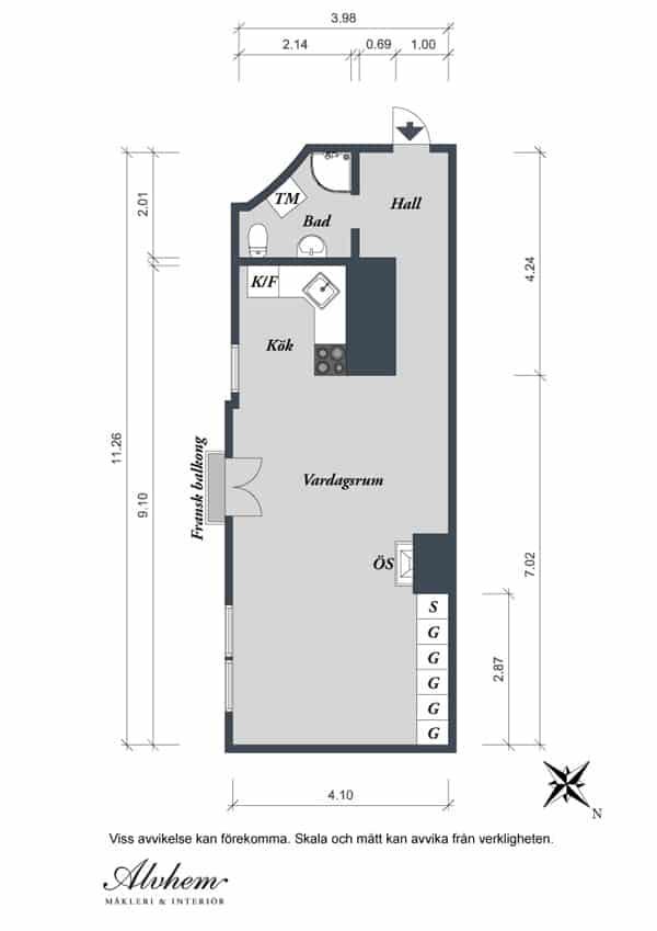 Linnestaden Apartment-25-1 Kindesign