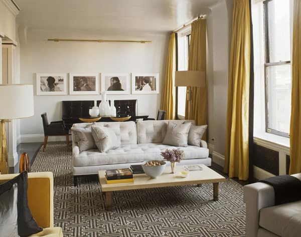 Interior by Steven Gambrel