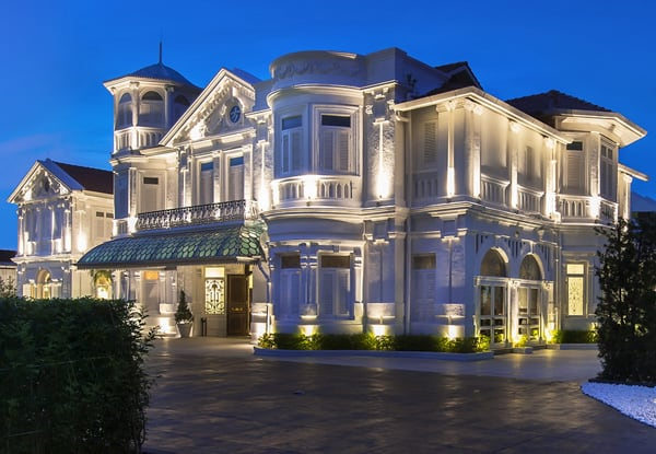 featured posts image for Macalister Mansion: Fascinating historic hotel in Malaysia