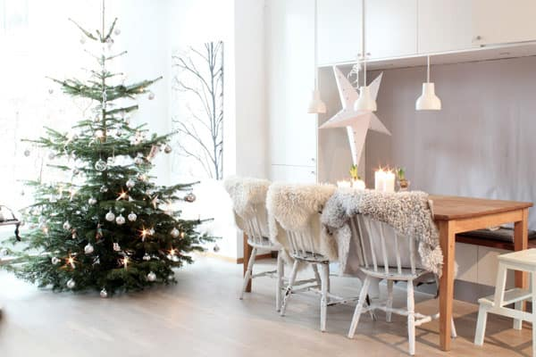 featured posts image for 73 Brilliant Scandinavian Christmas decorating ideas