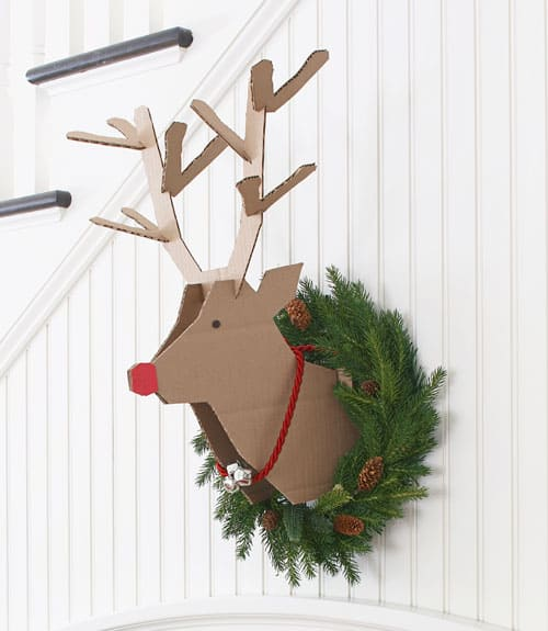 Scandinavian Christmas Decorating Ideas-10-1 Kindesign