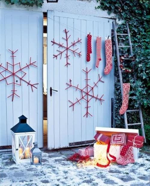 Scandinavian Christmas Decorating Ideas-20-1 Kindesign