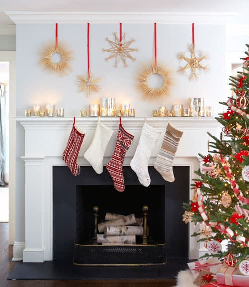 Scandinavian Christmas Decorating Ideas-22-1 Kindesign