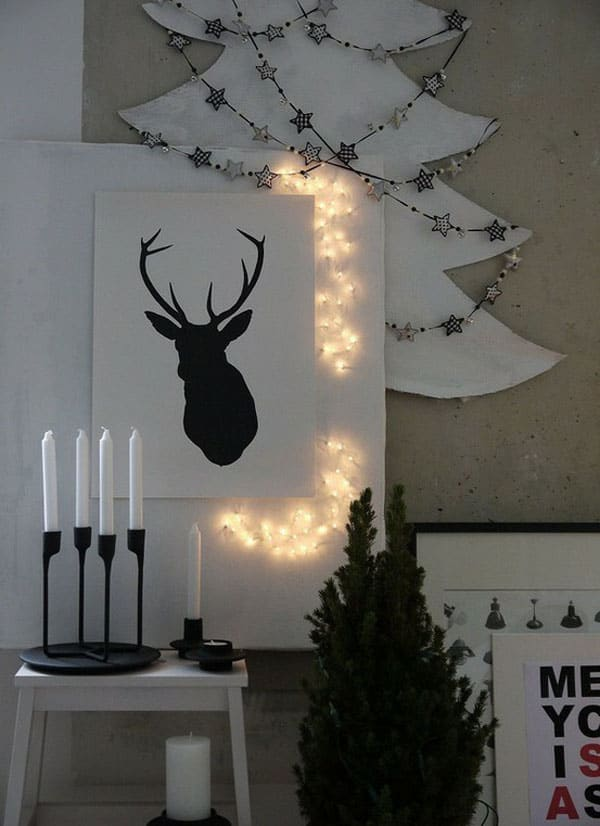 Scandinavian Christmas Decorating Ideas-33-1 Kindesign