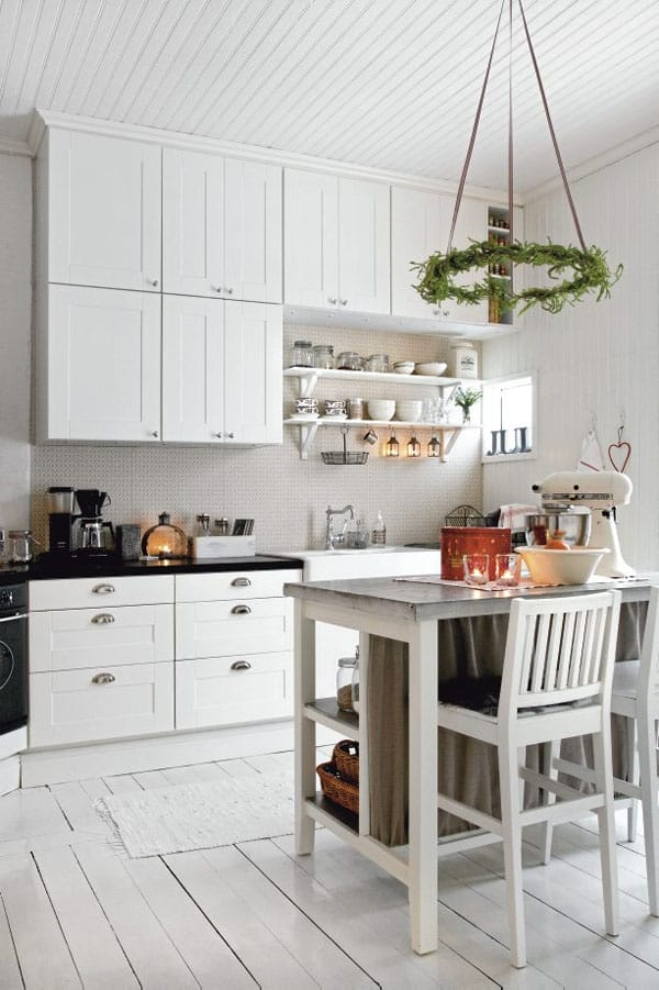 Scandinavian Christmas Decorating Ideas-35-1 Kindesign