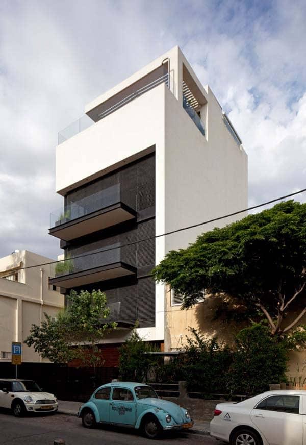 Tel Aviv Town House-Pitsou Kedem-17-1 Kindesign