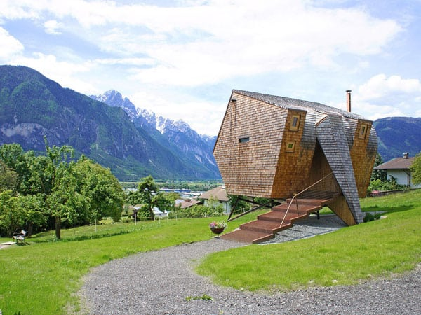 featured posts image for Ufogel: The ultimate vacation getaway in Austria