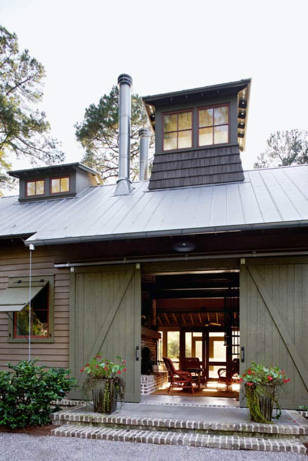 Barn Inspired Retreat-Historical Concepts-02-1 Kindesign