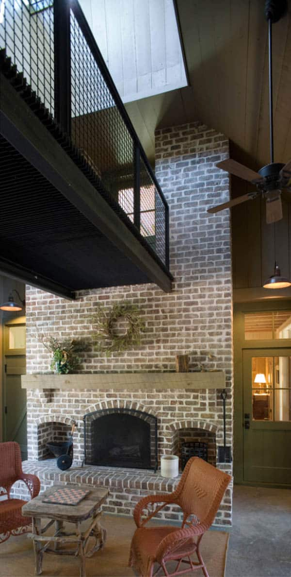 Barn Inspired Retreat-Historical Concepts-04-1 Kindesign