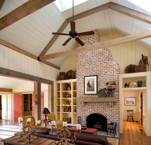 Barn Inspired Retreat-Historical Concepts-07-1 Kindesign