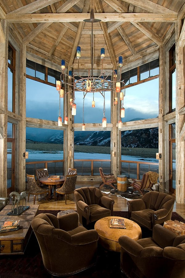 Beartooth Foothills Residence-Montana Reclaimed Lumber Co-01-1 Kindesign
