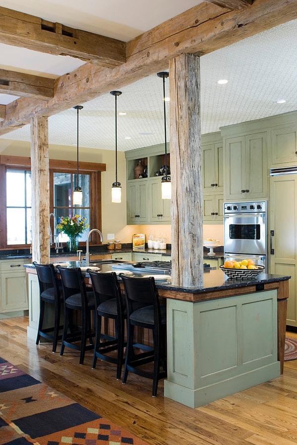 Beartooth Foothills Residence-Montana Reclaimed Lumber Co-03-1 Kindesign