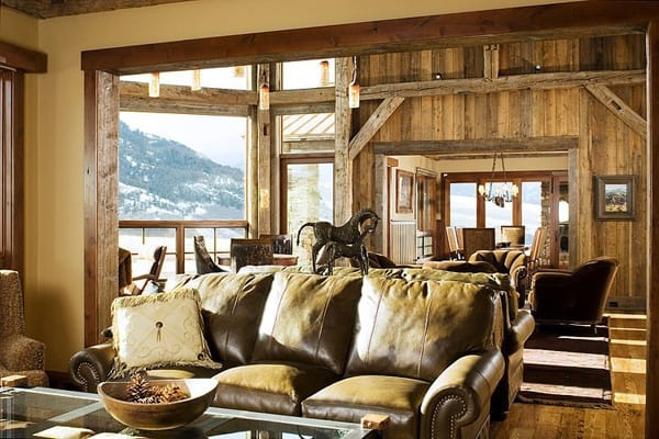 Beartooth Foothills Residence-Montana Reclaimed Lumber Co-05-1 Kindesign