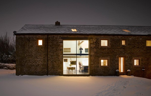 featured posts image for Contemporary Cat Hill Barn Conversion in Yorkshire