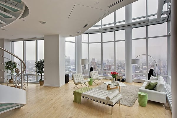 featured posts image for Jaw-dropping Chelsea duplex penthouse