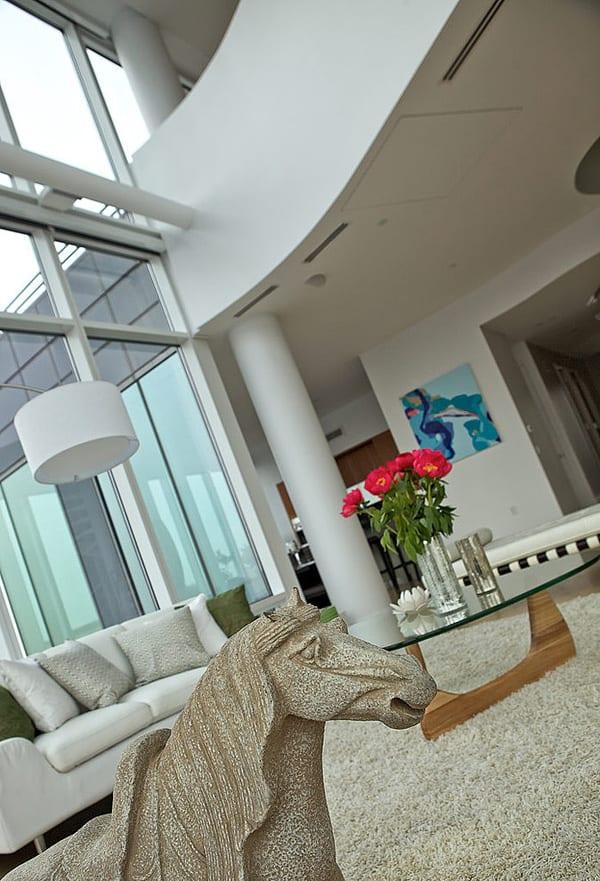 Chelsea Duplex Penthouse-Marie Burgos Design-04-1 Kindesign