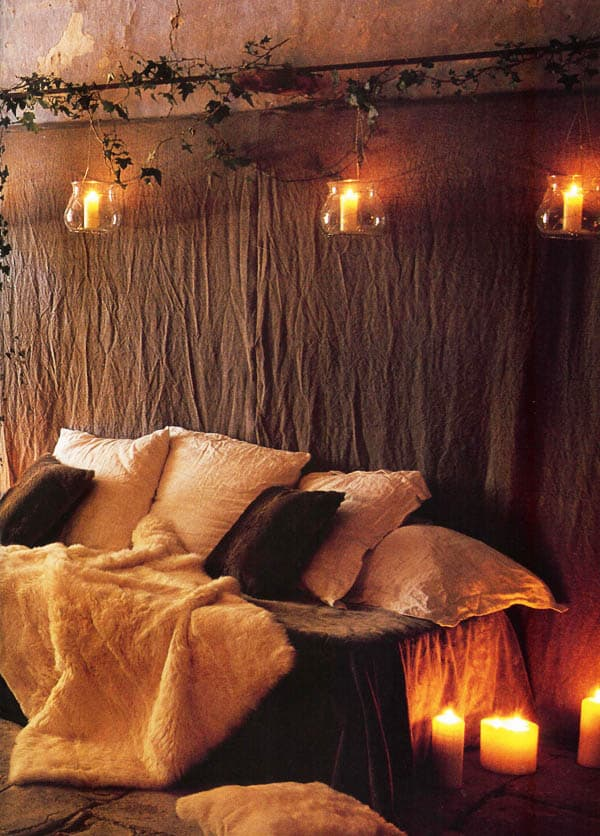 christmas lights in bedroom 17 1 kindesign - Christmas Lights Bedroom Decor