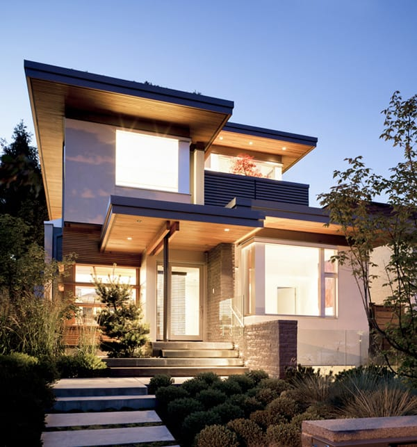 featured posts image for Sustainable modern home design in Vancouver