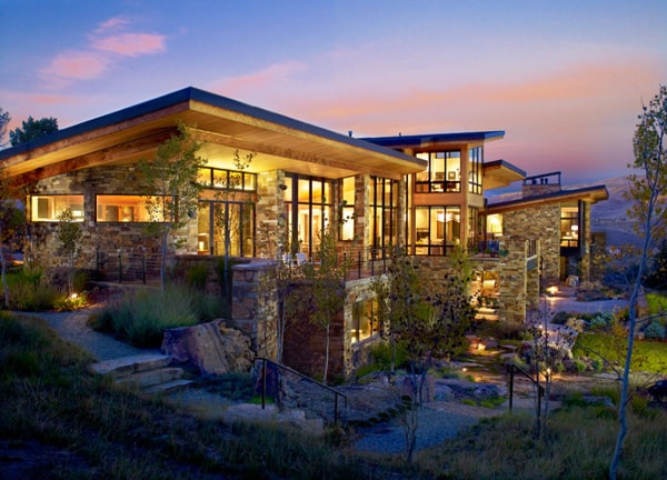 featured posts image for Vail Valley Mountain Contemporary Residence
