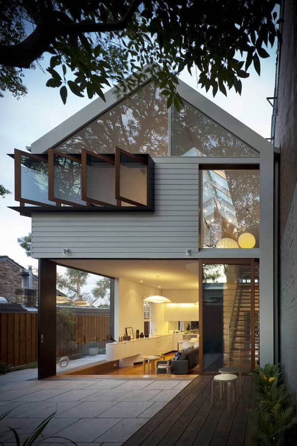 featured posts image for Contemporary Elliott Ripper House in Sydney