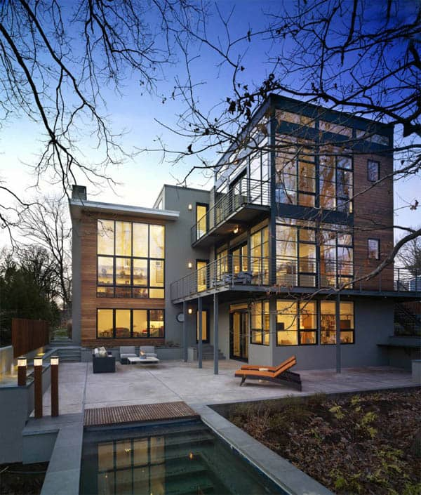 featured posts image for Stunning lakefront residence by Moore Architects