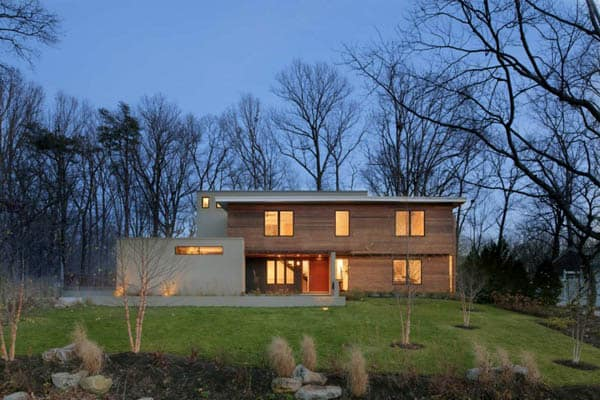 Lakefront Residence-Moore Architects-04-1 Kindesign