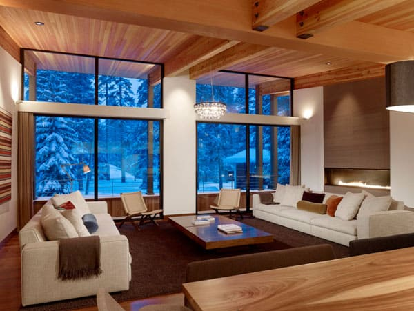 Living Spaces with Snowy Views-12-1 Kindesign