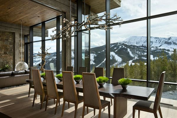 Living Spaces with Snowy Views-36-1 Kindesign