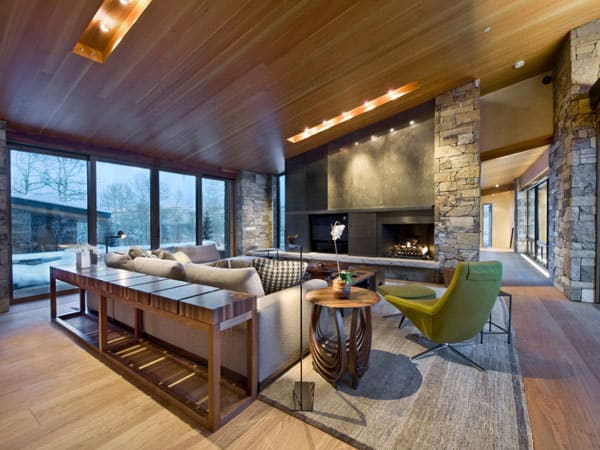 Living Spaces with Snowy Views-40-1 Kindesign