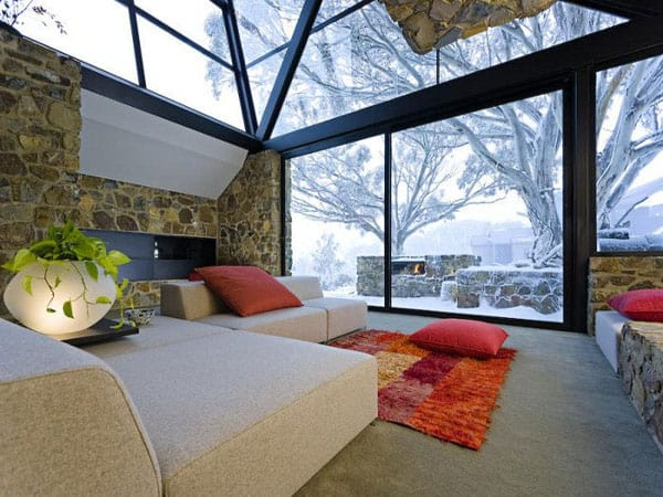 Living Spaces with Snowy Views-43-1 Kindesign