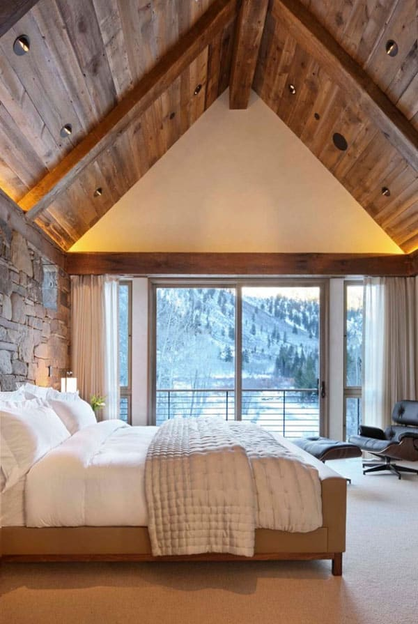 Living Spaces with Snowy Views-48-1 Kindesign
