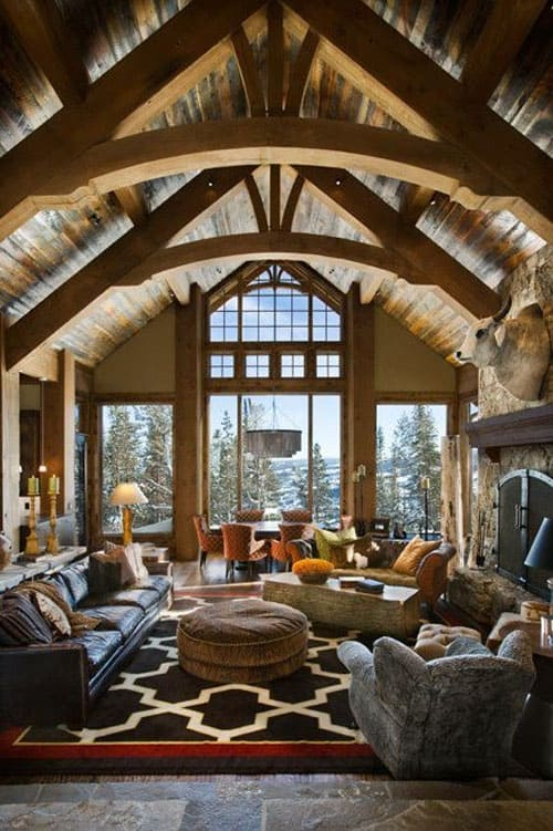 Living Spaces with Snowy Views-53-1 Kindesign