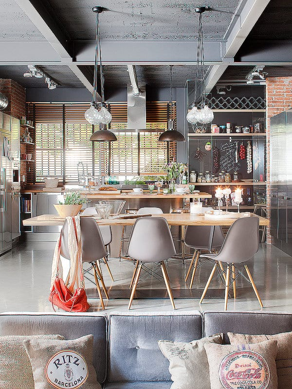 Modern Industrial Home-Egue y Seta-07-1 Kindesign