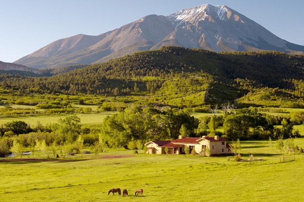featured posts image for North Star Ranch in the Southern Colorado foothills