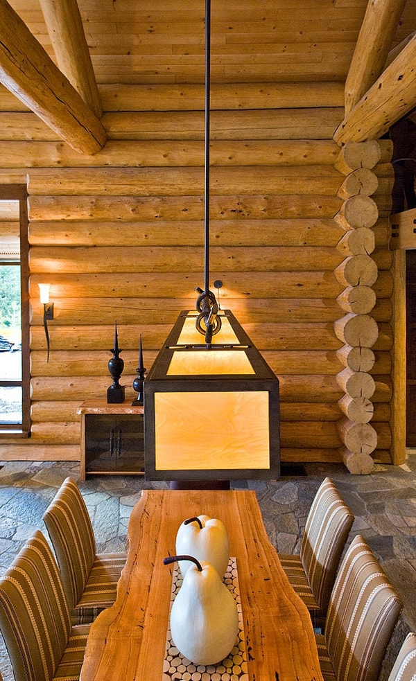 Okanagan Log Home-Sticks and Stones Design Group-10-1 Kindesign