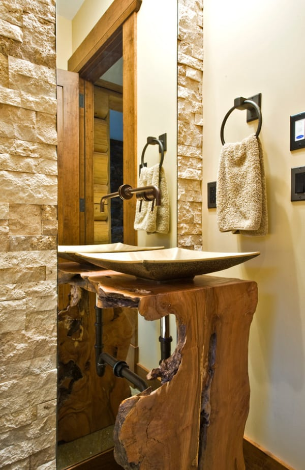 Okanagan Log Home-Sticks and Stones Design Group-12-1 Kindesign