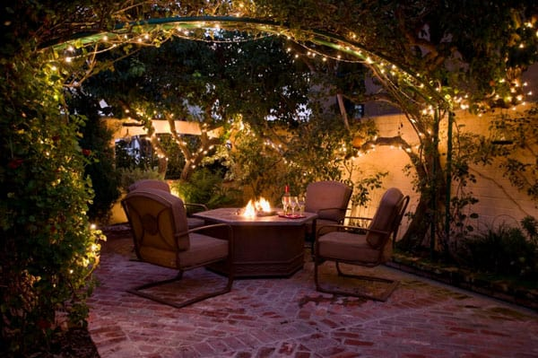 Spectacular Outdoor String Lights To Illuminate Your Patio - Lighting for patio
