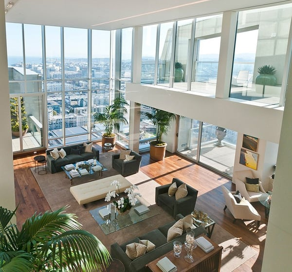 featured posts image for Sumptuous St. Regis Penthouse in San Francisco