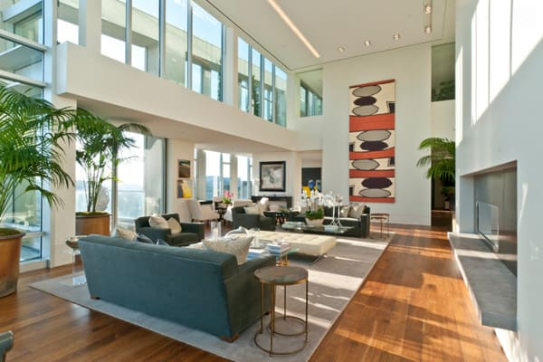 St Regis Penthouse-Arthur McLaughlin & Associates-02-1 Kindesign