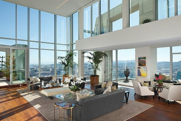 St Regis Penthouse-Arthur McLaughlin & Associates-03-1 Kindesign