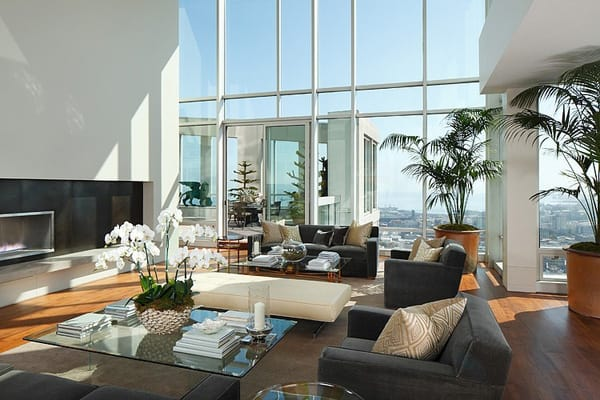 St Regis Penthouse-Arthur McLaughlin & Associates-04-1 Kindesign