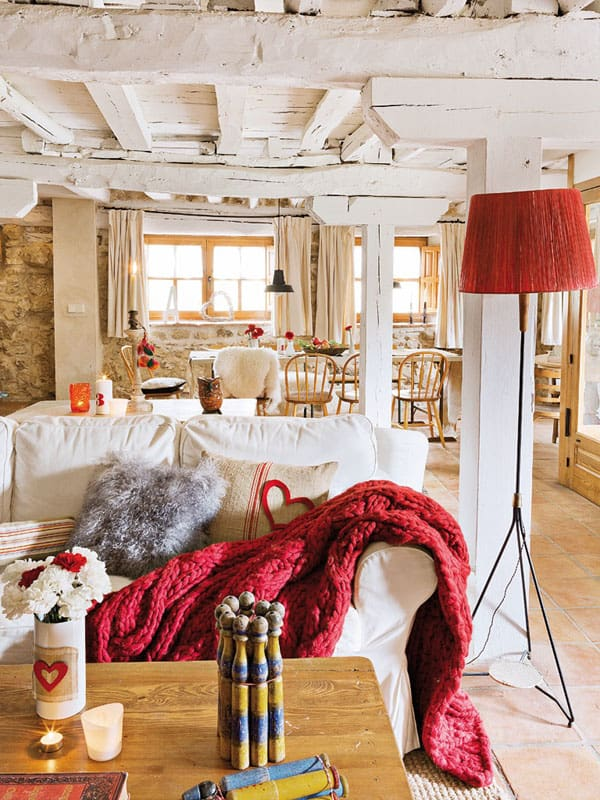 featured posts image for Spanish stone cottage evoking a warm rustic feel
