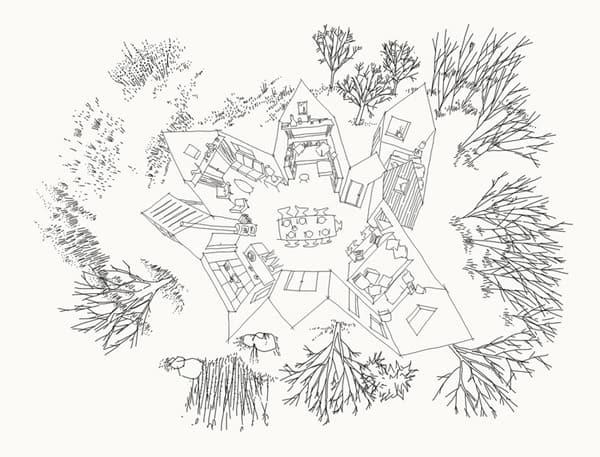 Village House-Powerhouse Company-17-1 Kindesign