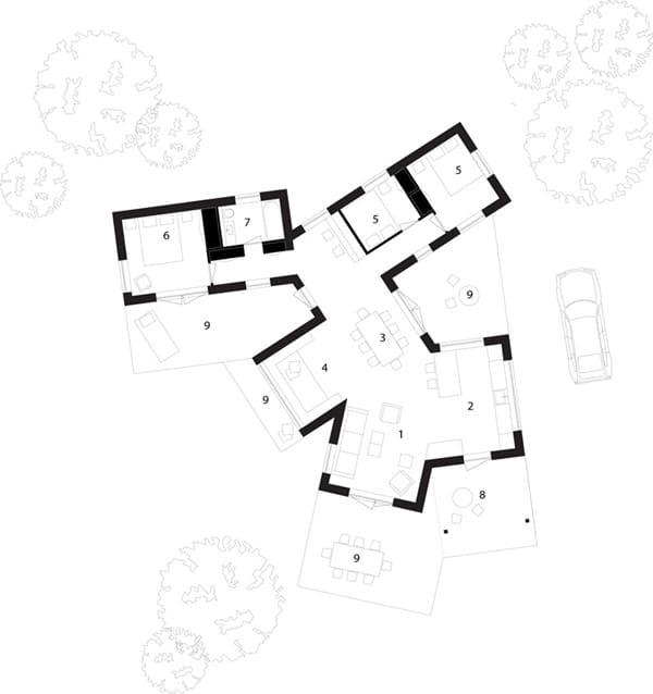 Village House-Powerhouse Company-18-1 Kindesign