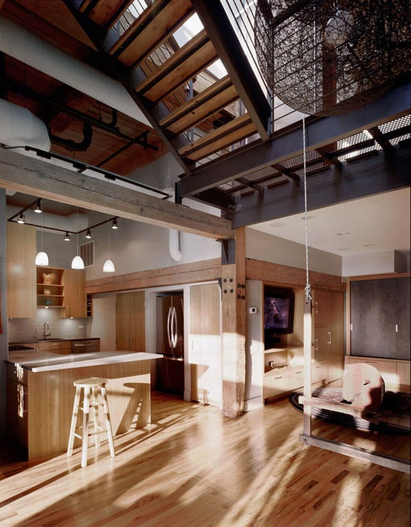 West Loop Loft-Scrafano Architects-03-1 Kindesign