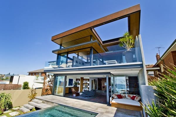 featured posts image for Australian beach house with soothing ocean views: Bronte House