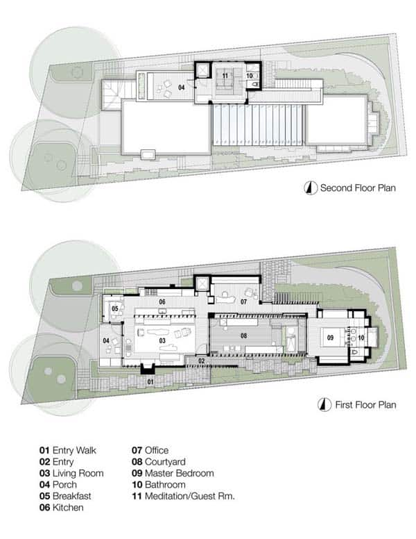 Carmel Residence-Dirk Denison Architects-14-1 Kindesign